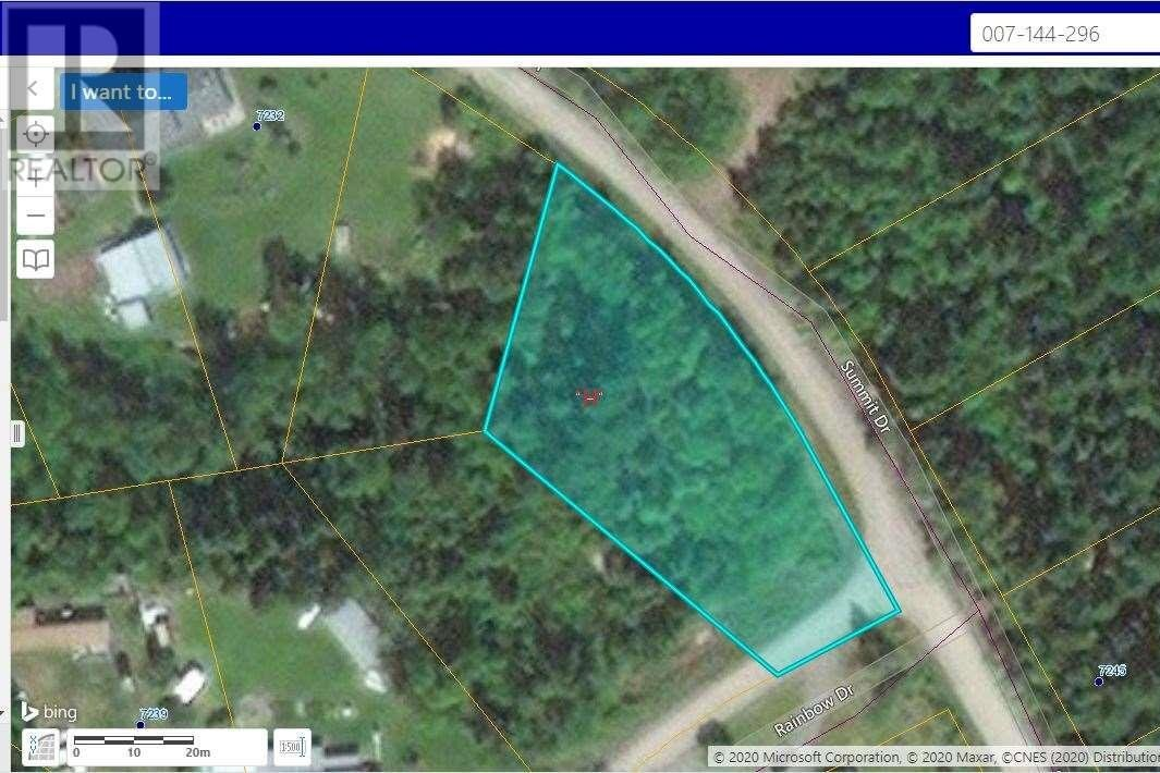 Residential property for sale at 47 Summit Dr Unit LOT Canim Lake British Columbia - MLS: R2509555