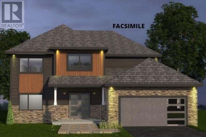 House for sale at 474 60 Blush Ct Unit LOT Middle Sackville Nova Scotia - MLS: 202003779
