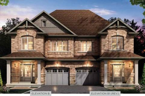 Townhouse for sale at 23 Robb Thompson Rd Unit Lot 47R East Gwillimbury Ontario - MLS: N4719714
