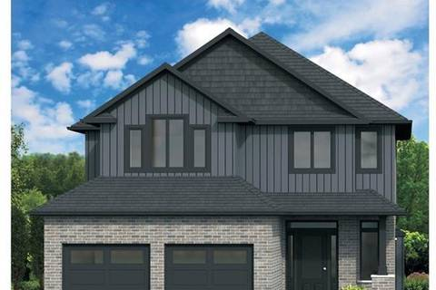 House for sale at  Medway Park Dr Unit Lot 48 London Ontario - MLS: 238673