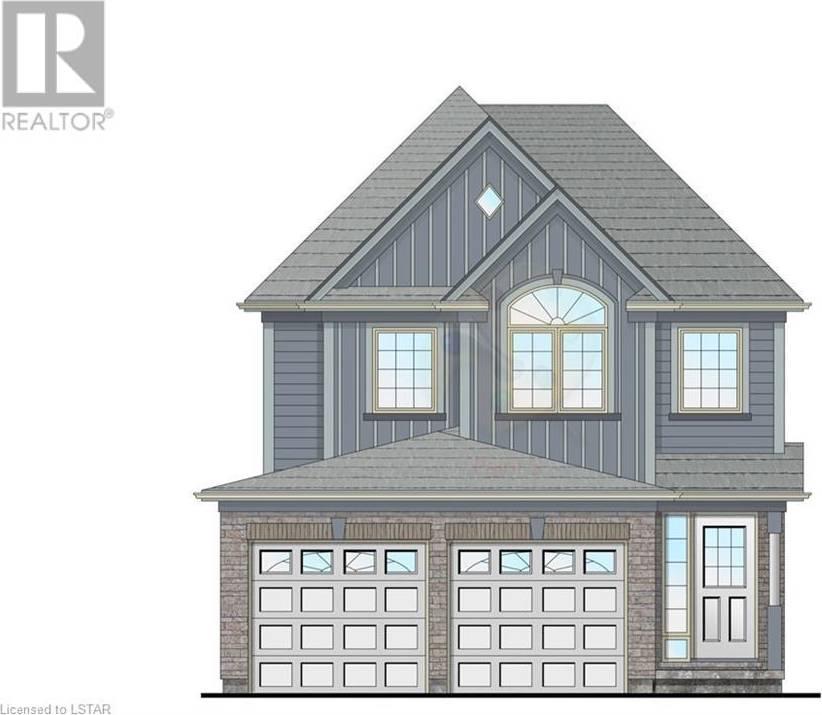 House for sale at  Stonefield Ln Unit Lot 48 Ilderton Ontario - MLS: 219293