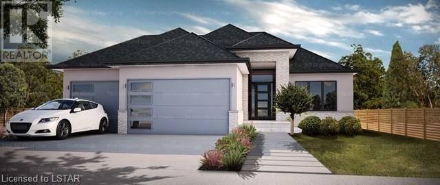 House for sale at  Songbird Ln Unit Lot 49 Ilderton Ontario - MLS: 192150