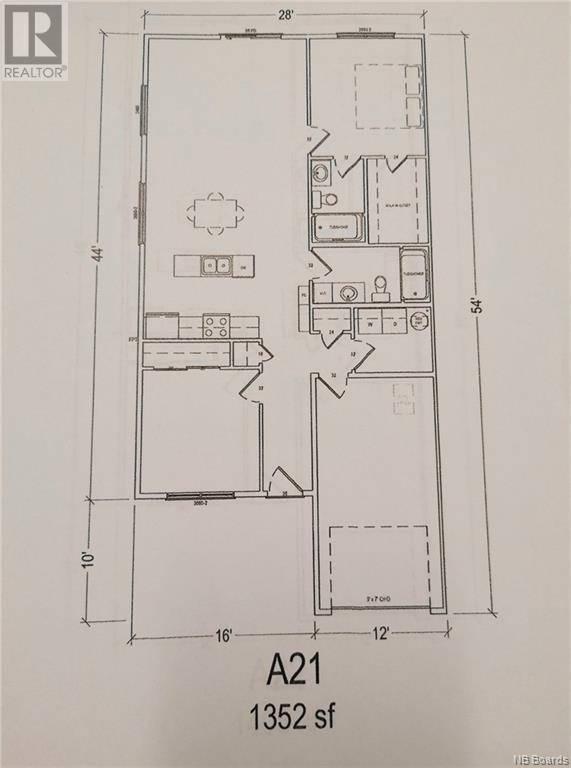 House for sale at  Elizabeth Ln Unit Lot 4a Sussex New Brunswick - MLS: NB041264