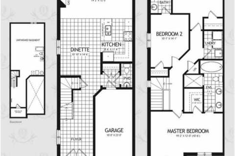 Townhouse for sale at 36 Haskins Cres Unit Lot 4L Georgina Ontario - MLS: N4958756