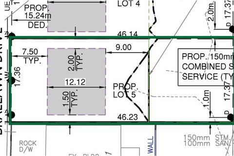 Residential property for sale at 1610 Springer Ave Unit LOT 5 Burnaby British Columbia - MLS: R2368670