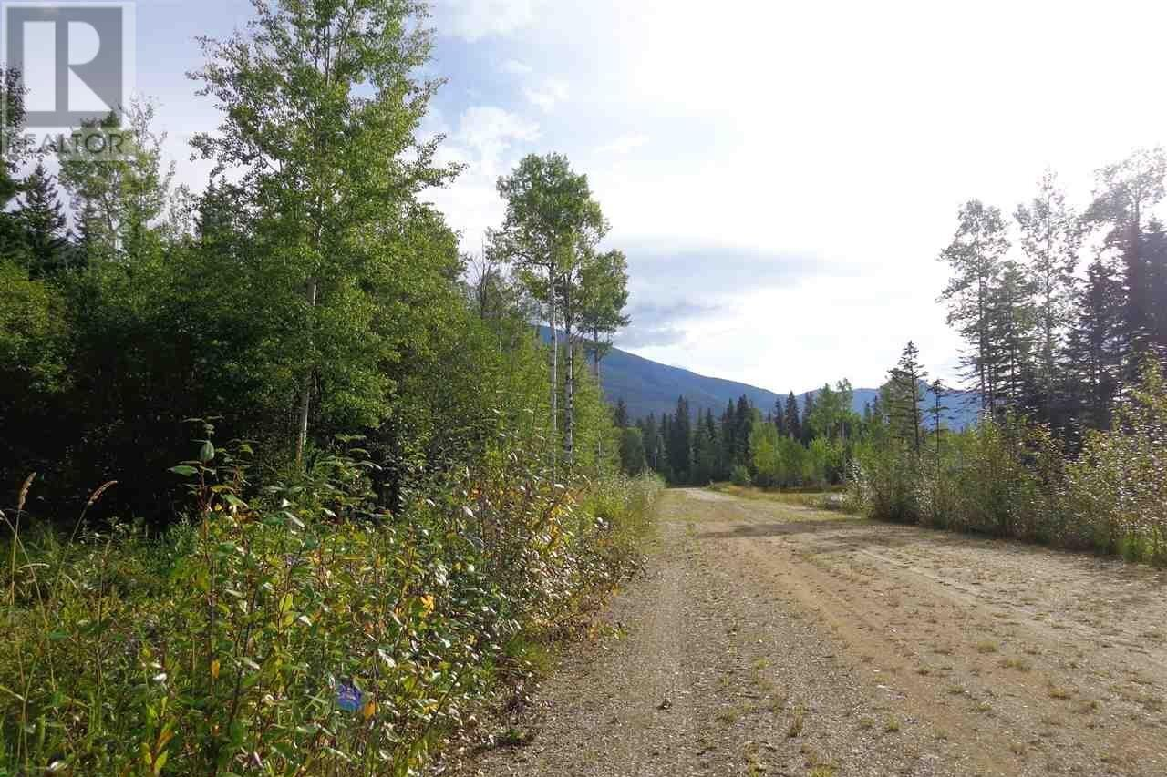 Residential property for sale at 5 Airport Rd Unit LOT Mcbride British Columbia - MLS: R2494161