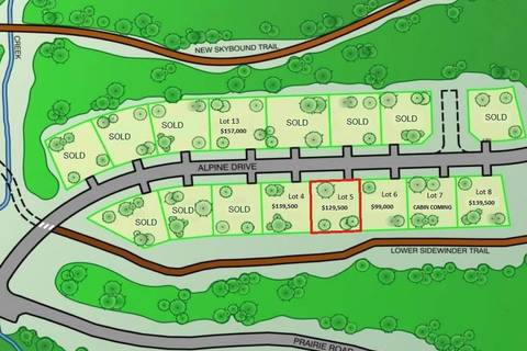 Residential property for sale at  Alpine Wy Unit Lot 5 Smithers British Columbia - MLS: R2389396
