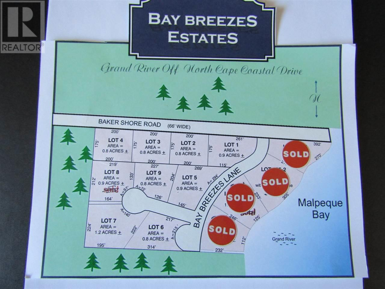 Buliding: Bay Breezes Lane, Grand River, PE