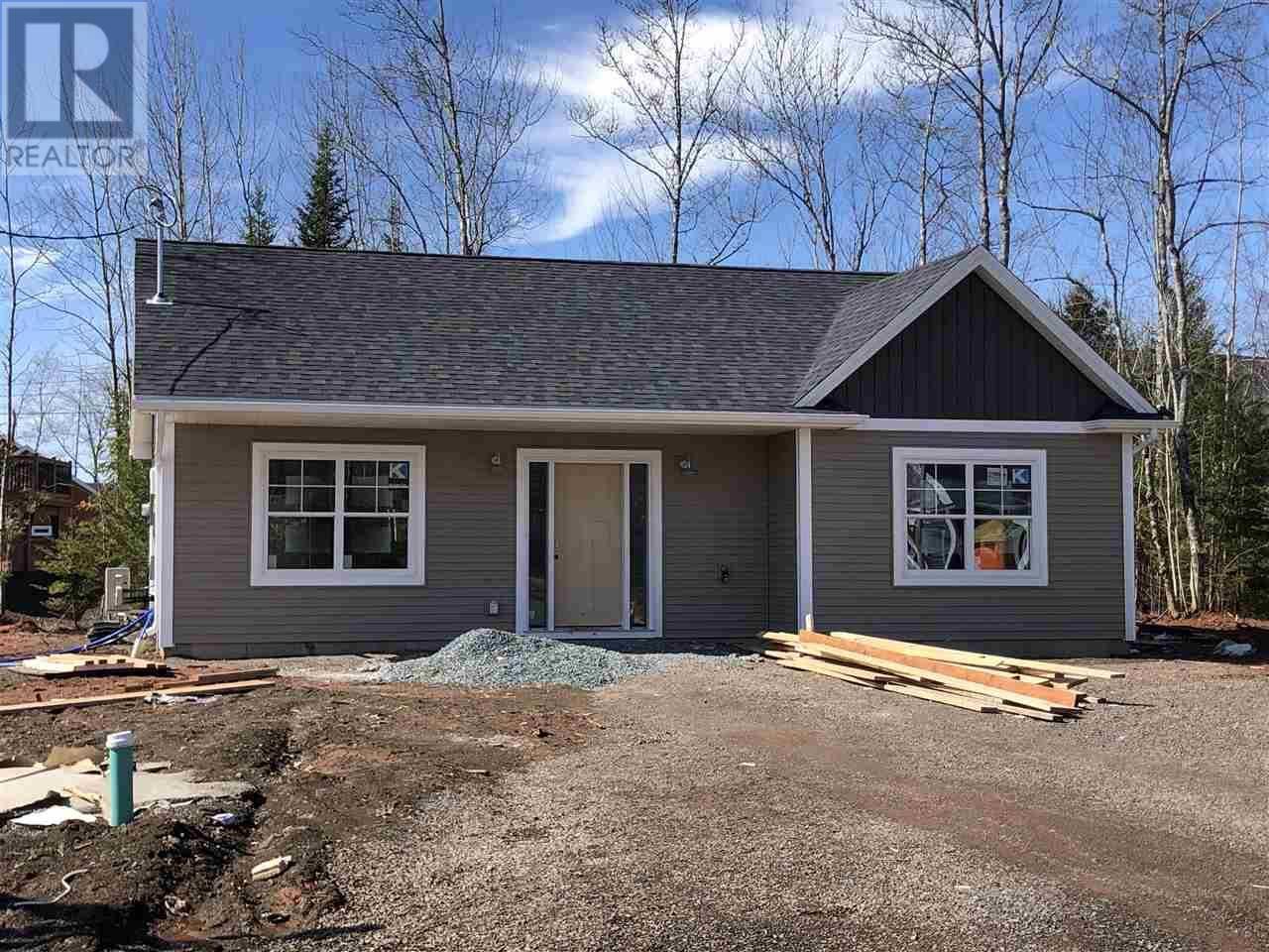 House for sale at  Cornerstone Dr Unit Lot 5 Valley Nova Scotia - MLS: 201922654