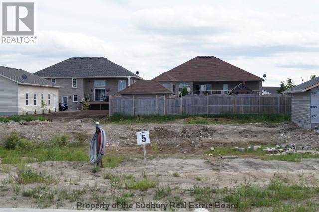 Residential property for sale at  Emerald Cres Unit Lot 5 Chelmsford Ontario - MLS: 1042142