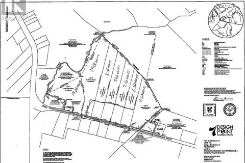Residential property for sale at  English Mountain Rd Unit Lot 5 Casey Corner Nova Scotia - MLS: 201818607