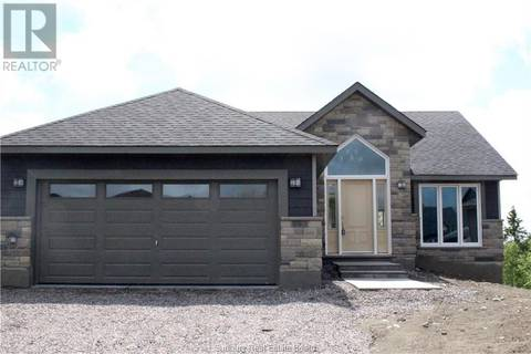House for sale at  Kittling Rdge Unit Lot 5 Sudbury Ontario - MLS: 2077480