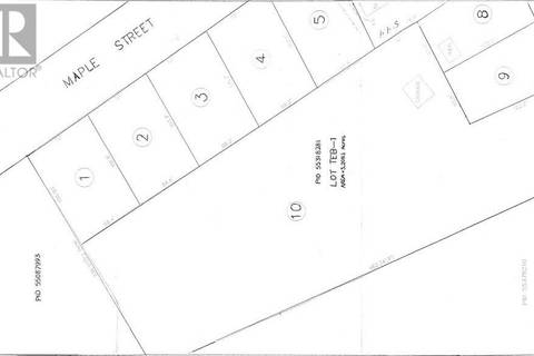 Residential property for sale at  Maple Ave Unit Lot 5 Kingston Nova Scotia - MLS: 202004102