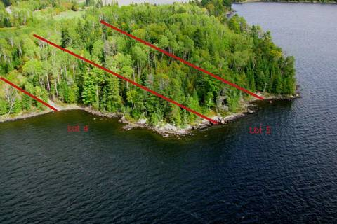 Residential property for sale at  Molloy Ridge Rd Unit Lot 5 Sioux Narrows Ontario - MLS: TB180575