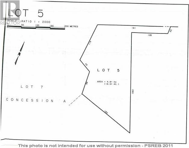 Home for sale at  Murray Point Rd Unit Lot 5 Mcdougall Ontario - MLS: PS20123021