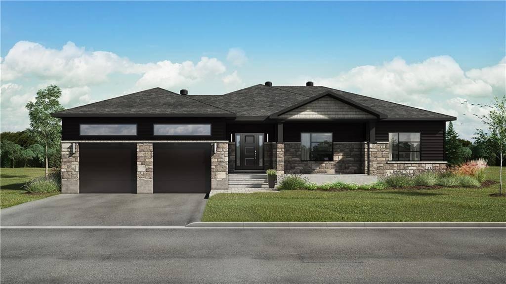 House for sale at  Stonewalk Wy Unit Lot 5 Kinburn Ontario - MLS: 1159268