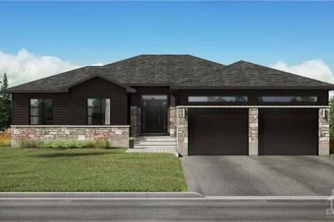 House for sale at Lot 5 Stonewalk Wy Kinburn Ontario - MLS: 1207255
