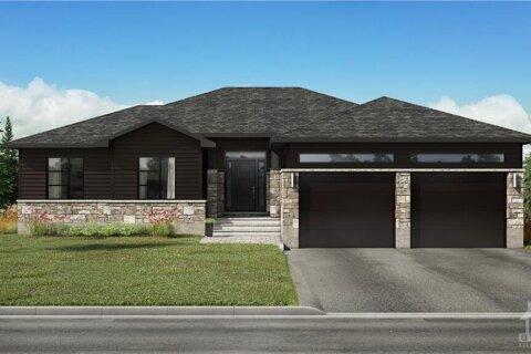 House for sale at Lot 5 Stonewalk Wy Kinburn Ontario - MLS: 1215644