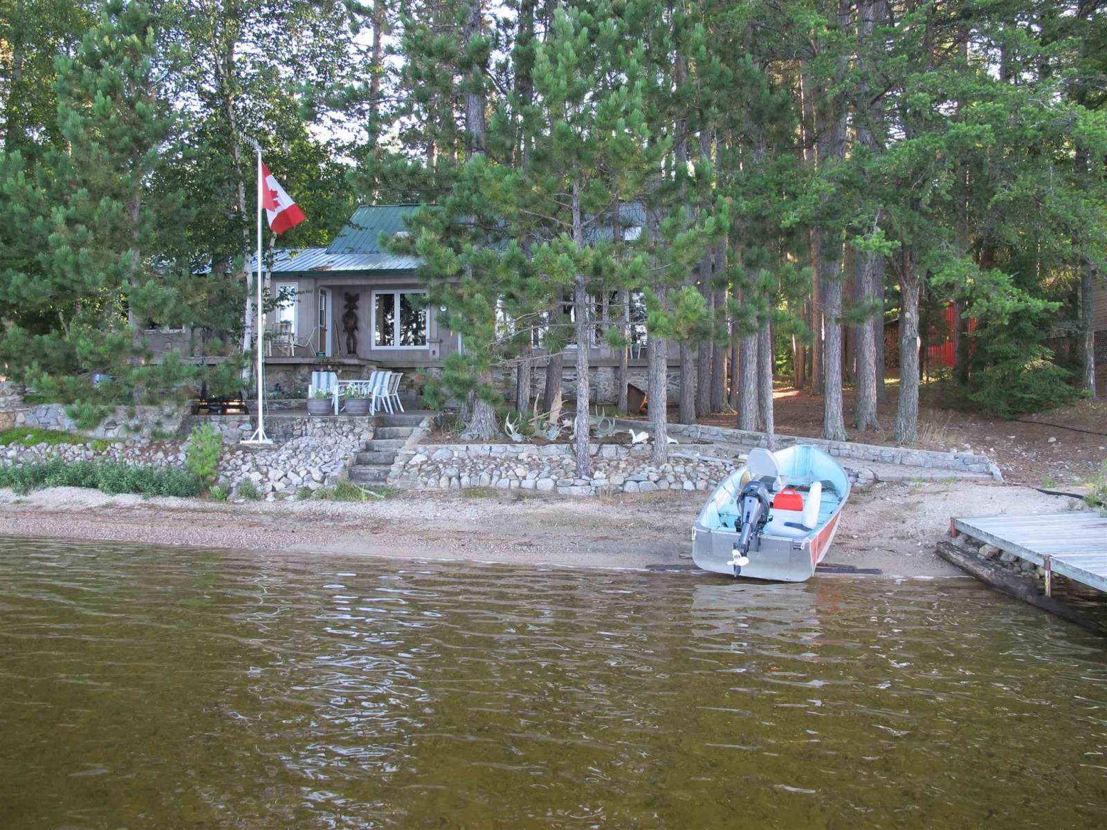 Home for sale at  Turtle Lk Unit Lot 5 Unsurveyed Territory (atikokan Area) Ontario - MLS: TB192972
