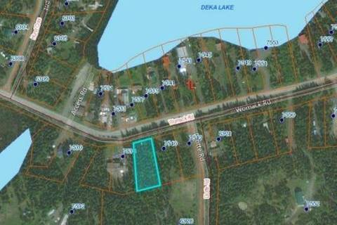 Residential property for sale at  Womack Rd Unit Lot 5 Deka Lake / Sulphurous / Hathaway Lakes British Columbia - MLS: R2369294