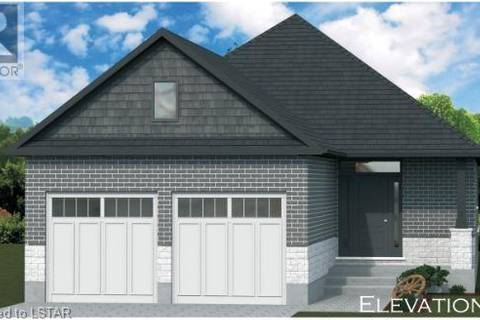 House for sale at  Medway Park Dr Unit Lot 50 London Ontario - MLS: 238669