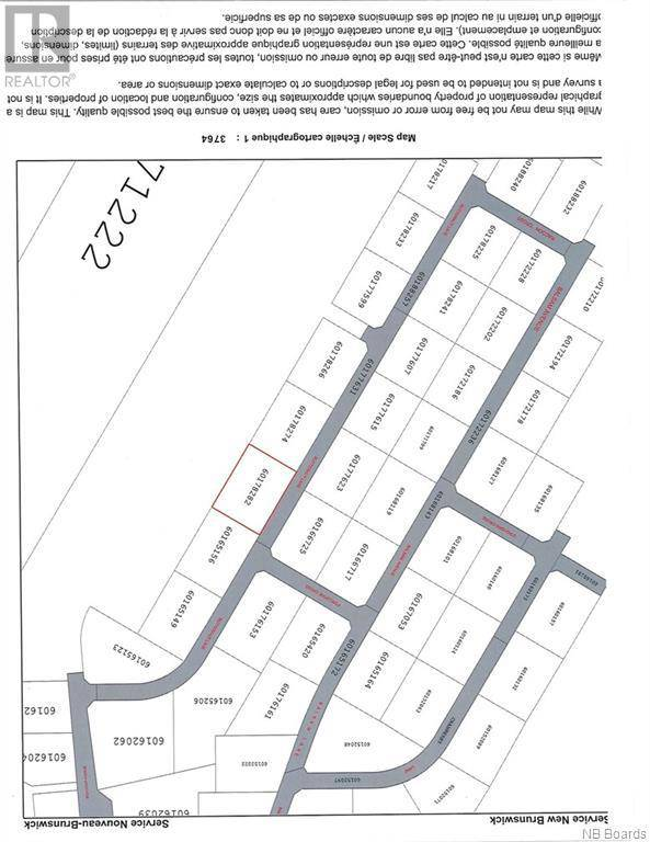Residential property for sale at  Butternut Ln Unit Lot 51 Noonan New Brunswick - MLS: NB035342