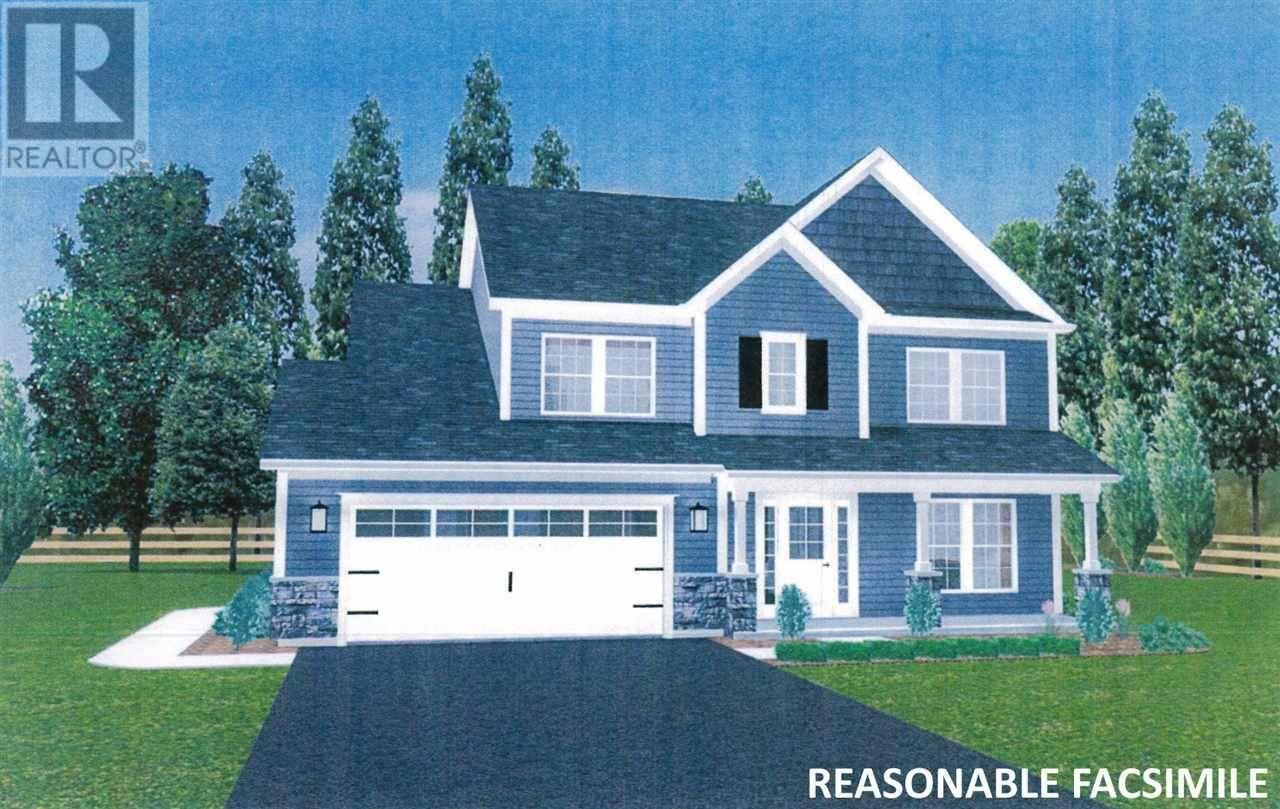 House for sale at  Fawn Way Cres Unit Lot 52 Kentville Nova Scotia - MLS: 201817575