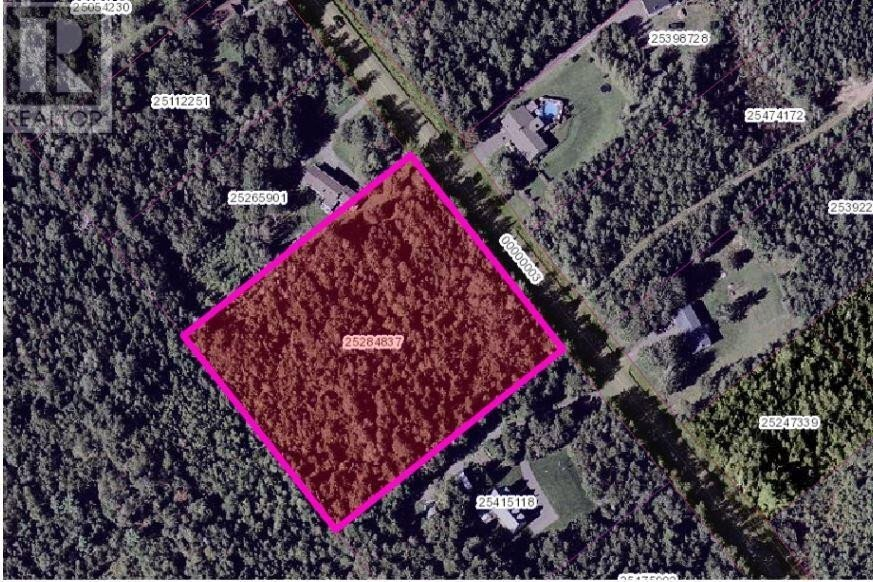Residential property for sale at Lot 525 Champ Dore Rd Ste. Marie-de-kent New Brunswick - MLS: M131675