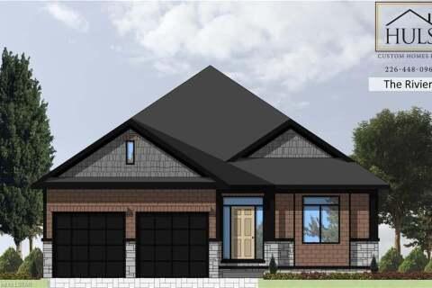 House for sale at LOT 54 Elliot St Strathroy Ontario - MLS: 40013225