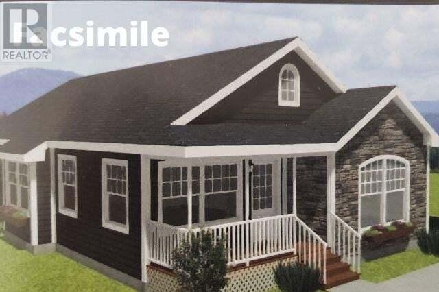 House for sale at 54 Winburn Ave Unit LOT Bridgewater Nova Scotia - MLS: 202003905