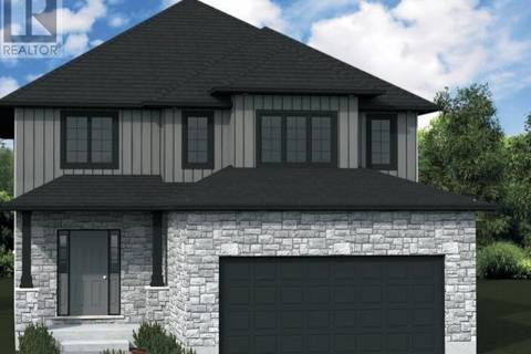 House for sale at  Medway Park Dr Unit Lot 56 London Ontario - MLS: 204075