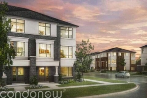 Townhouse for sale at Lot 58 Canyon Hill Ave Richmond Hill Ontario - MLS: N5081043