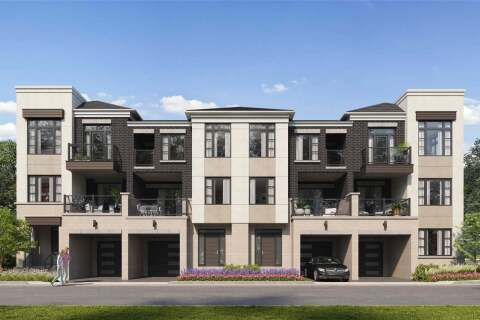 Townhouse for sale at Lot 58 Spey Ln Richmond Hill Ontario - MLS: N4939474