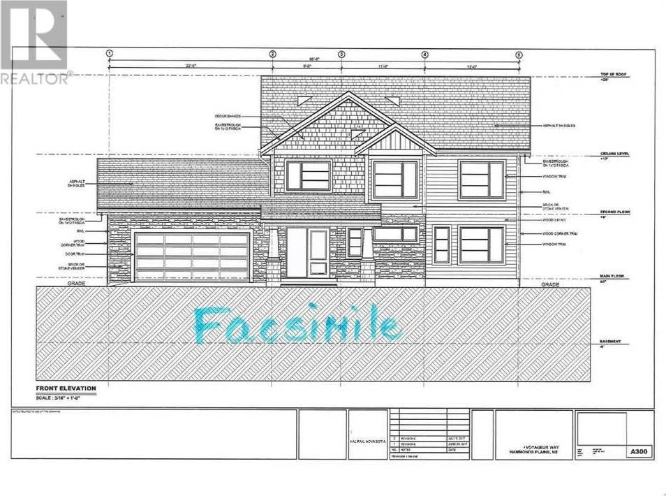 House for sale at  Voyageur Wy Unit Lot 59 Hammonds Plains Nova Scotia - MLS: 201903749