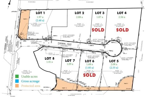 Residential property for sale at 18879 Woodbine Ave Unit Lot 6 East Gwillimbury Ontario - MLS: N4702737