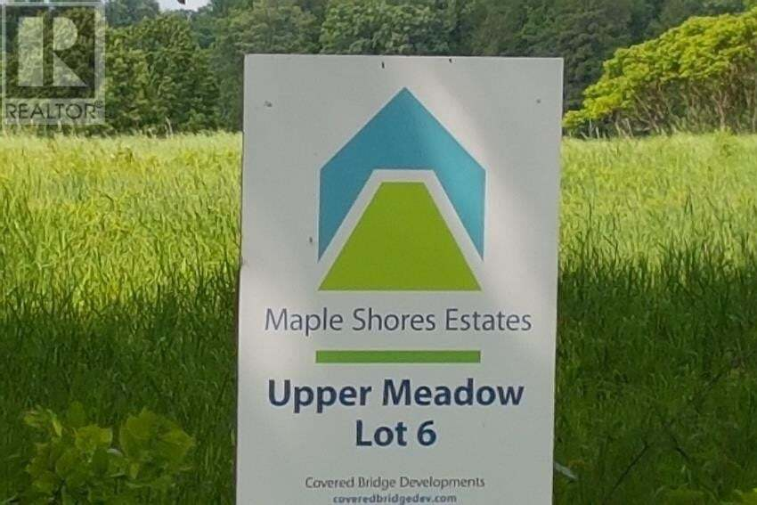 Residential property for sale at 305 Coons Rd Unit Lot 6 Rideau Lakes Ontario - MLS: K20003513