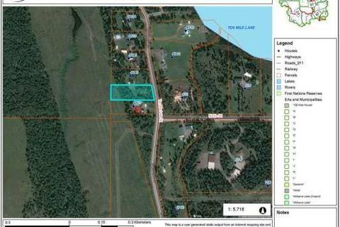 Home for sale at  Lake Rd Unit Lot 6 Quesnel British Columbia - MLS: R2351126