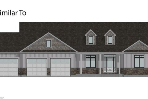 House for sale at LOT #6 Lakeview (kings Wharf Estates) Cres Bobcaygeon Ontario - MLS: 260293