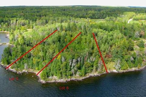 Home for sale at  Molloy Ridge Rd Unit Lot 6 Sioux Narrows Ontario - MLS: TB180576