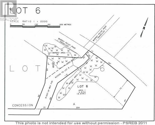 Residential property for sale at  Murray Point Rd Unit Lot 6 Mcdougall Ontario - MLS: PS20123021
