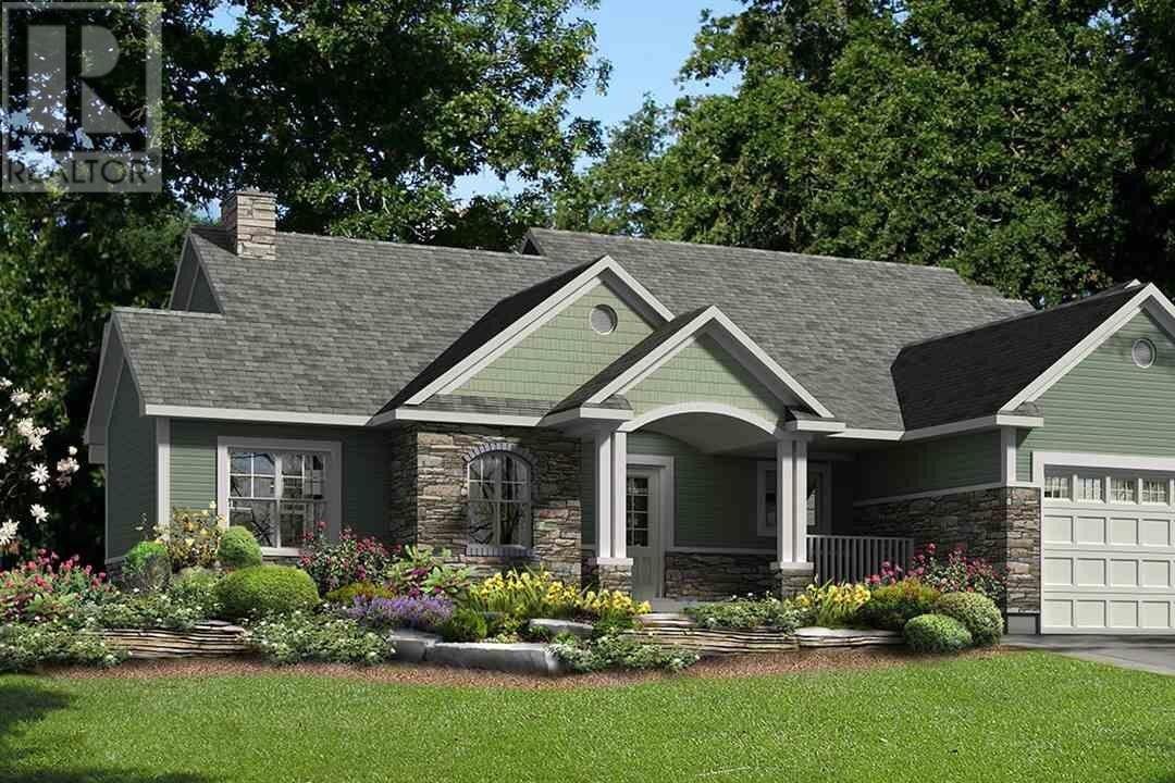 House for sale at 61 Winburn Ave Unit LOT Bridgewater Nova Scotia - MLS: 202022217