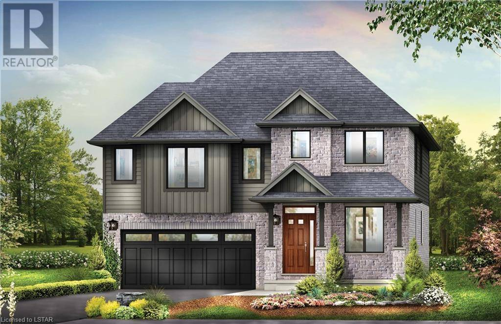 House for sale at  Trailsway Dr Unit Lot 62 London Ontario - MLS: 243533