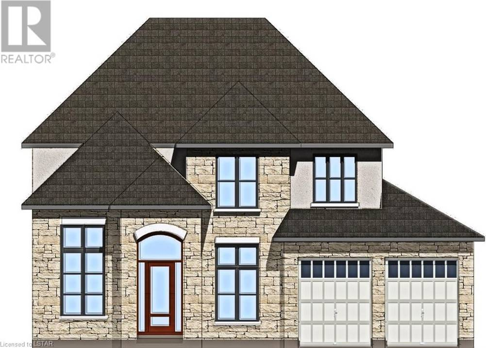House for sale at  Winterberry Dr Unit Lot 63 London Ontario - MLS: 241455