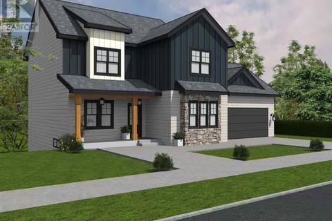 House for sale at  Gaspereau Run Unit Lot 635 Middle Sackville Nova Scotia - MLS: 201827578