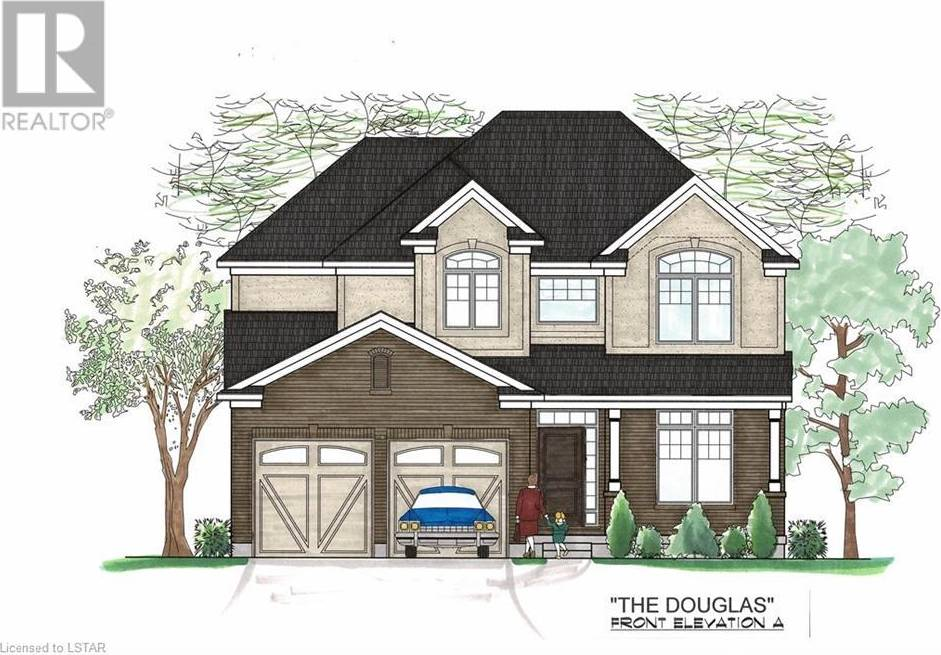 House for sale at  Trailsway Dr Unit Lot 64 London Ontario - MLS: 244361