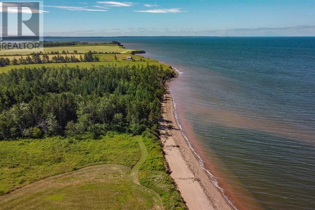 Residential property for sale at 648 Earnscliffe Rd Unit LOT Earnscliffe Prince Edward Island - MLS: 202011836