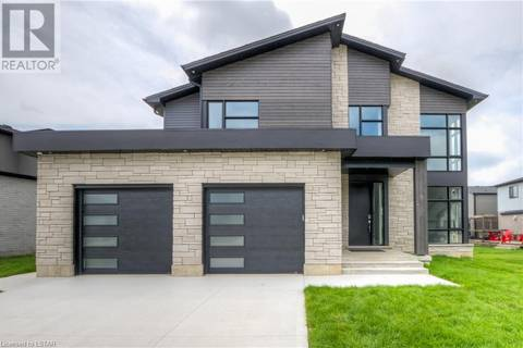 House for sale at  Medway Park Dr Unit Lot 69 London Ontario - MLS: 240198