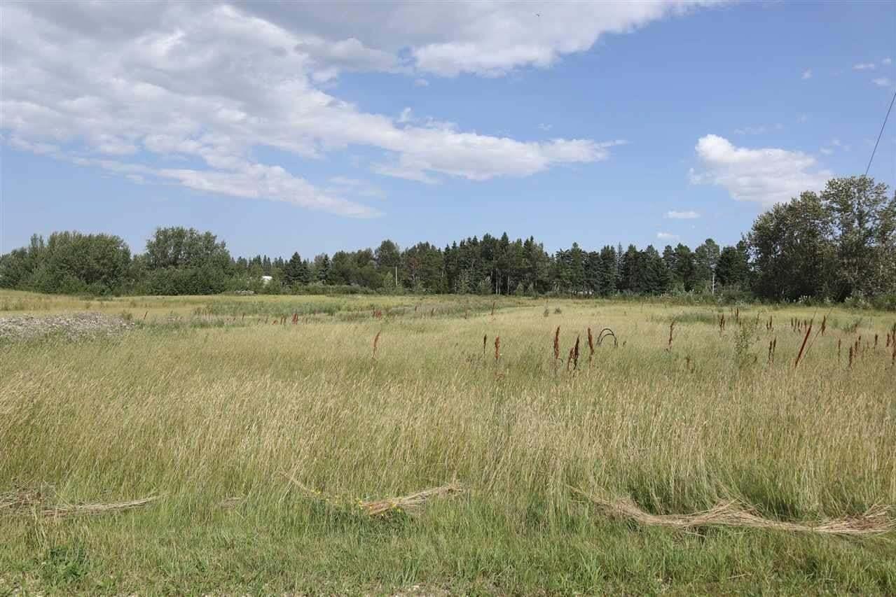 Residential property for sale at 7 56 Av Unit LOT Thorsby Alberta - MLS: E4210536