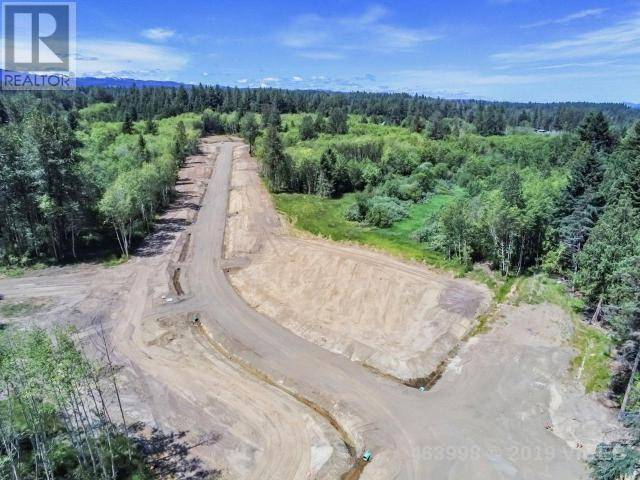 Residential property for sale at  Cedar Ridge Dr Unit Lot 7 Black Creek British Columbia - MLS: 463998