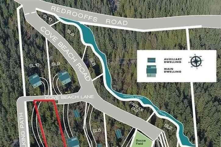 Residential property for sale at Lot 7 Cove Beach Ln Halfmoon Bay British Columbia - MLS: R2506636